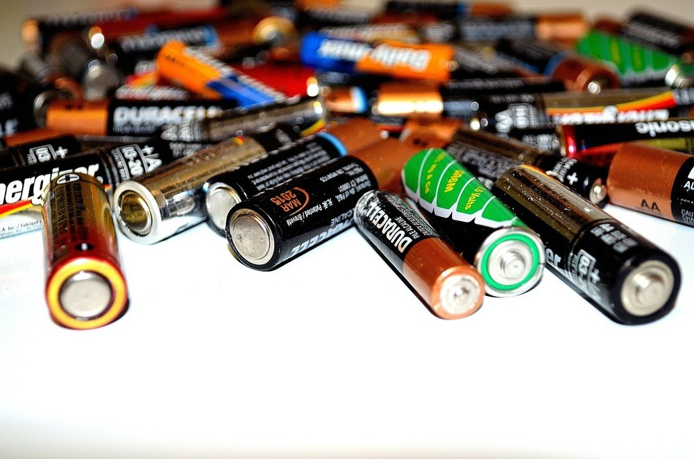 Batterier er noe vi fortsatt bruker hele tiden