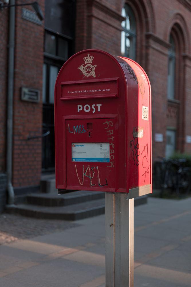 Send pakker med Postnord